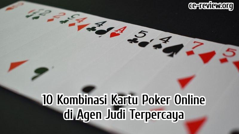 Kombinasi Poker Online